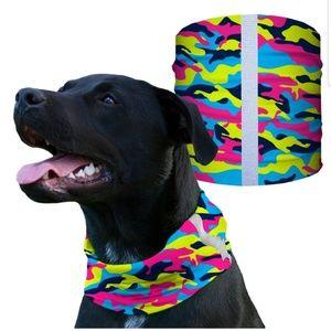 SA ELECTRIC Dog Shield Bandana Scarf